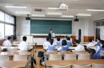 平成26年度体験入学<那珂川南中学校>【2】