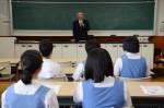 平成26年度体験入学<那珂川南中学校>【5】