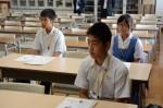 平成26年度体験入学<那珂川南中学校>【7】