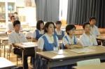 平成26年度体験入学<那珂川南中学校>【9】