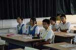 平成26年度体験入学<那珂川南中学校>【11】
