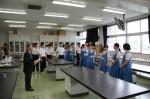 平成26年度体験入学<那珂川南中学校>【14】