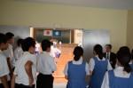 平成26年度体験入学<那珂川南中学校>【17】