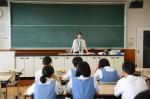平成26年度体験入学<那珂川南中学校>【22】