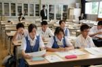 平成26年度体験入学<那珂川南中学校>【23】