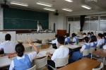 平成26年度体験入学<那珂川南中学校>【26】