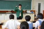 平成26年度体験入学<那珂川南中学校>【31】