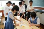 平成26年度体験入学<那珂川南中学校>【33】