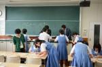 平成26年度体験入学<那珂川南中学校>【37】