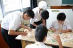 平成26年度体験入学<那珂川南中学校>【38】