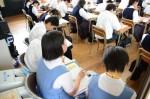 平成26年度体験入学<那珂川南中学校>【42】