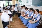 平成26年度体験入学<那珂川南中学校>【43】