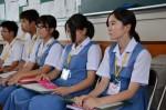 平成26年度体験入学<那珂川南中学校>【44】
