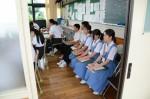 平成26年度体験入学<那珂川南中学校>【45】
