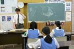 平成26年度体験入学<那珂川南中学校>【46】