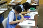 平成26年度体験入学<那珂川南中学校>【48】
