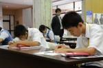 平成26年度体験入学<那珂川南中学校>【49】