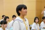 平成26年度体験入学<南陵中学校>【5】