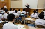 平成26年度体験入学<南陵中学校>【10】