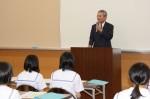 平成26年度体験入学<南陵中学校>【11】