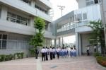 平成26年度体験入学<南陵中学校>【16】