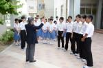 平成26年度体験入学<南陵中学校>【18】