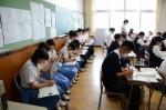 平成26年度体験入学<南陵中学校>【19】