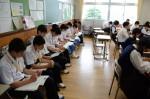 平成26年度体験入学<南陵中学校>【22】
