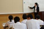 平成26年度体験入学<南陵中学校>【32】