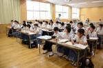 平成26年度体験入学<南陵中学校>【33】
