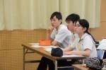 平成26年度体験入学<南陵中学校>【34】
