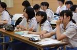 平成26年度体験入学<南陵中学校>【35】
