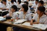 平成26年度体験入学<南陵中学校>【36】