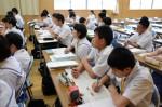 平成26年度体験入学<南陵中学校>【37】
