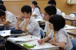 平成26年度体験入学<南陵中学校>【38】
