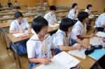 平成26年度体験入学<南陵中学校>【39】