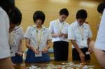 平成26年度体験入学<南陵中学校>【45】