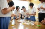 平成26年度体験入学<南陵中学校>【46】