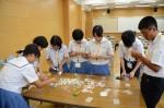 平成26年度体験入学<南陵中学校>【47】