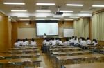 平成26年度体験入学<南陵中学校>【49】