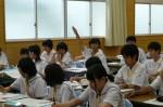 平成26年度体験入学<南陵中学校>【54】