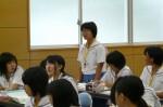 平成26年度体験入学<南陵中学校>【56】