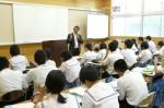 平成26年度体験入学<南陵中学校>【57】