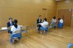平成26年度体験入学<南陵中学校>【58】