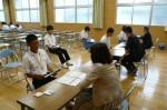 平成26年度体験入学<南陵中学校>【59】