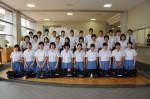 平成26年度体験入学<南陵中学校>【60】