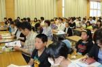 平成27年度入試筑陽学園中学校体験入学会【4】