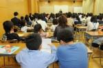 平成27年度入試筑陽学園中学校体験入学会【6】