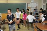 平成27年度入試筑陽学園中学校体験入学会【8】
