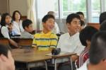 平成27年度入試筑陽学園中学校体験入学会【13】